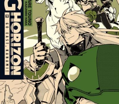 Log Horizon Volume Nine cover