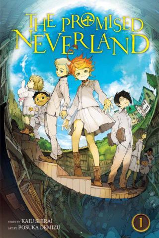 The Promised Neverland Volume One cover