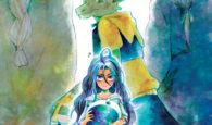 Juana And The Dragonewts' Seven Kingdoms Manga Volume 1 Cover