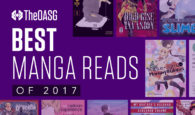 TheOASG's Best Manga Reads of 2017