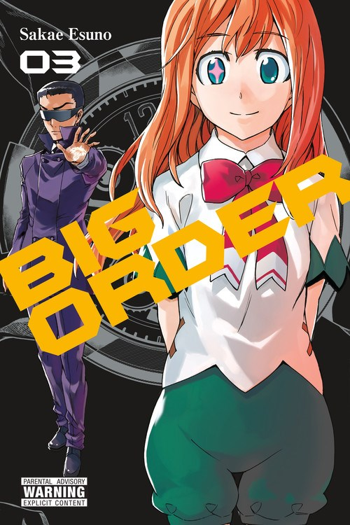 Big Order Volume 4