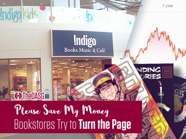 Bookstores Try to Turn the Page