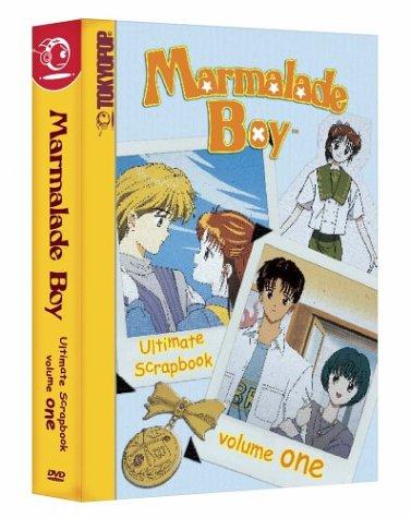 Marmalade Boy Tokyopop Ultimate Scrapbook