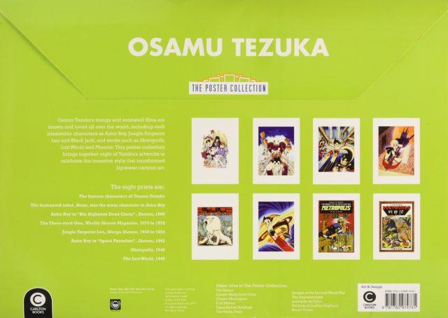 Osamu Tezuka Art Cards