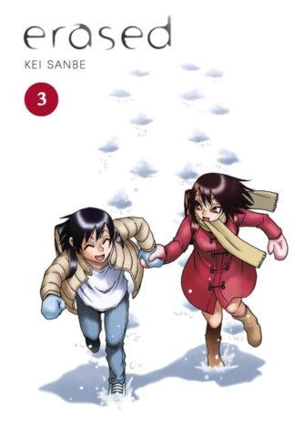 Erased Volume Three Cover