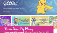 Amazon Channel Won't Catch 'Em At All