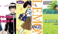 The Media Do Manga Tour (Again!!): Fire-Hot Aunt, Lemon Angel, Kasane no Tao