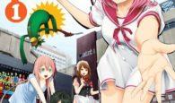Yokai Girls Volume 1 Review